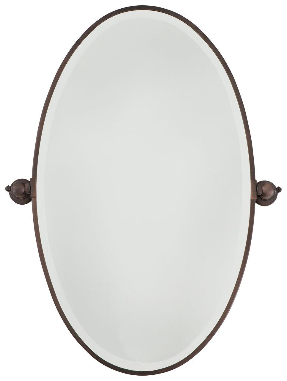 Oval Extra Large Bath Mirror Jan/10 : 1432-267  LBU Lighting