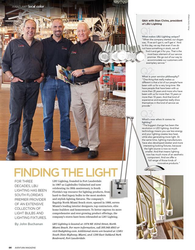 Publications Lbu Lighting