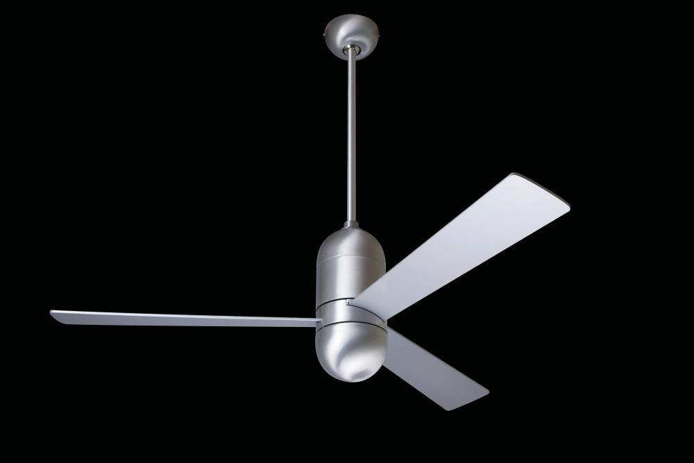 Cirrus fan brushed aluminum finish 42 aluminum blades no light no control cir ba 42 al nl nc lbu lighting