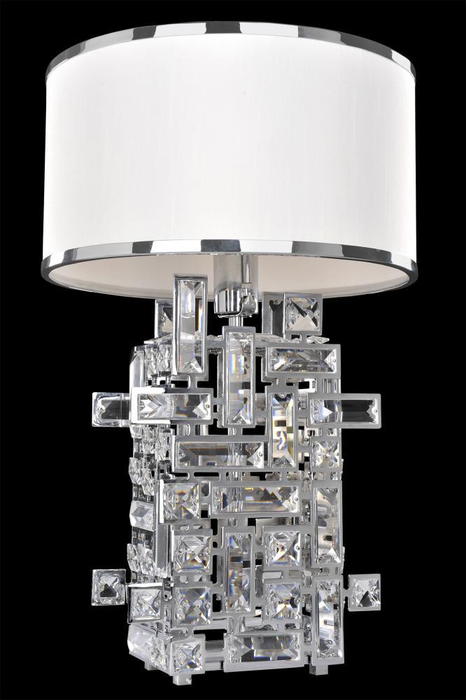 Vermeer 1 Light Table Lamp 027600 010 Fr001 Lbu Lighting