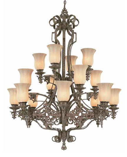 16 light chandelier 1 1411 16 56 lbu lighting 16 light chandelier aloadofball Images