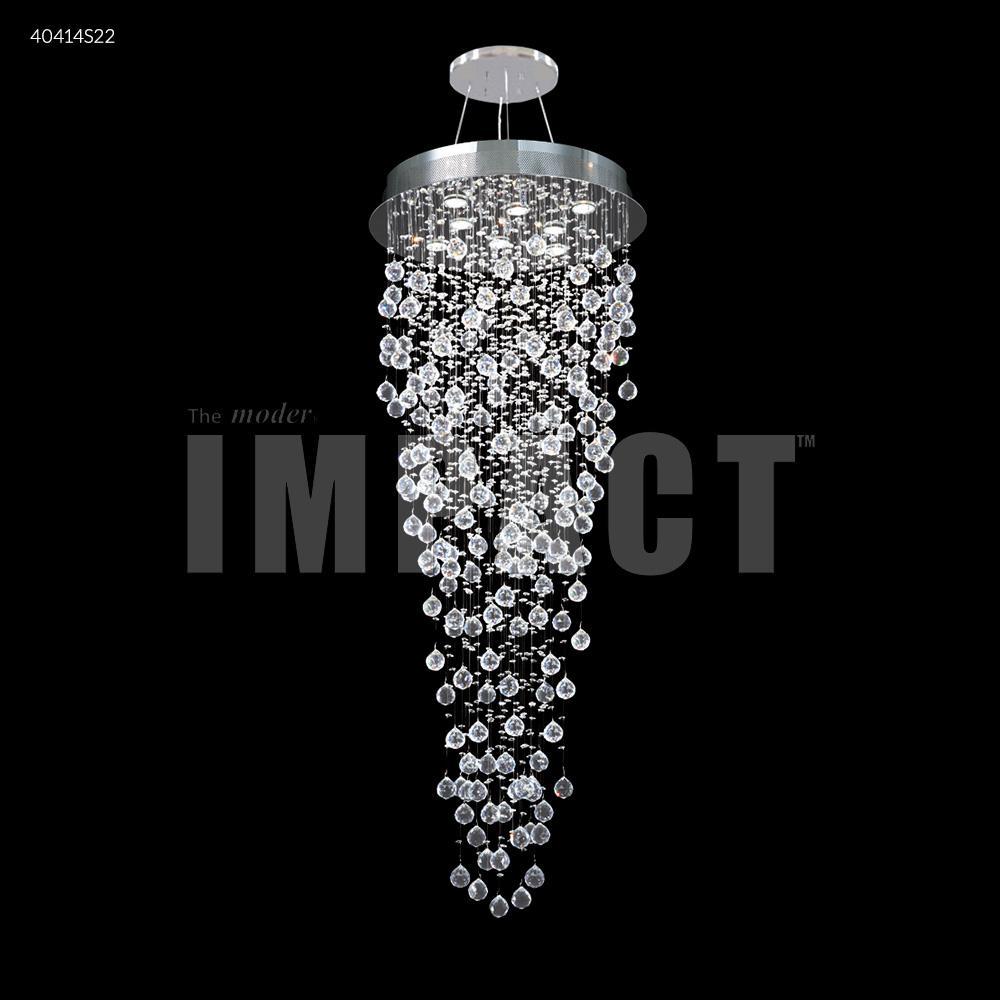 Crystal rain entry chandelier 40414s22 lbu lighting crystal rain entry chandelier aloadofball Images