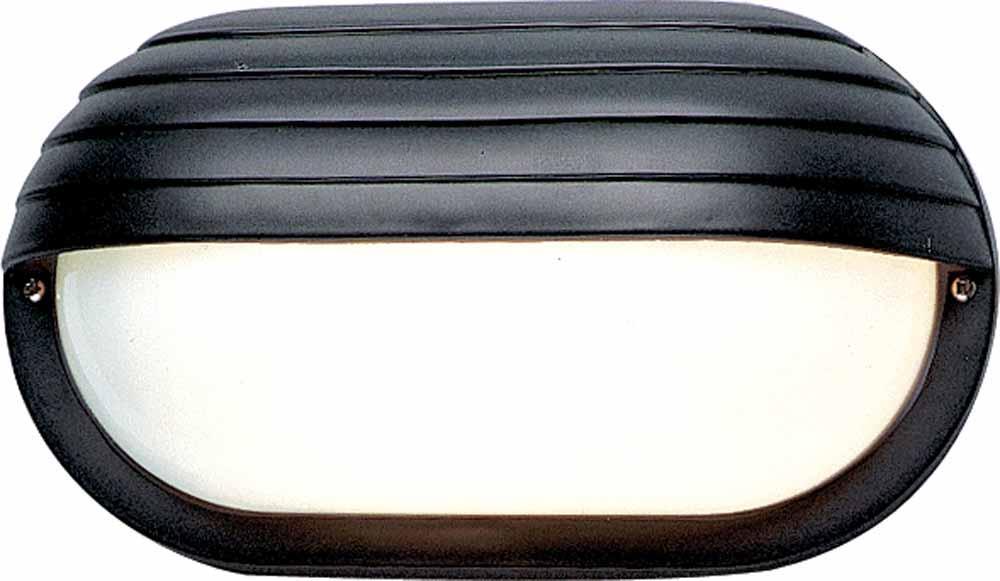 1 Light Black Outdoor Wall Mounted Fixture V8853 5 Lbu Lighting