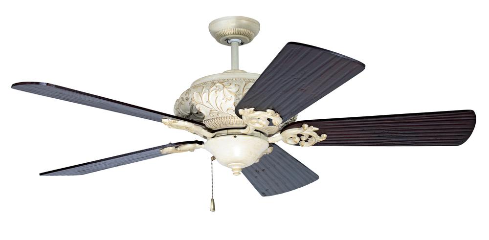 Ophelia 52 ceiling fan kit in antique white distressed k10726 ophelia 52 ceiling fan kit in antique white distressed k10726 lbu lighting aloadofball Images