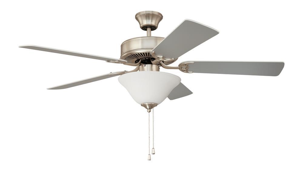 52 promotional ceiling fan ac6952 sn lbu lighting