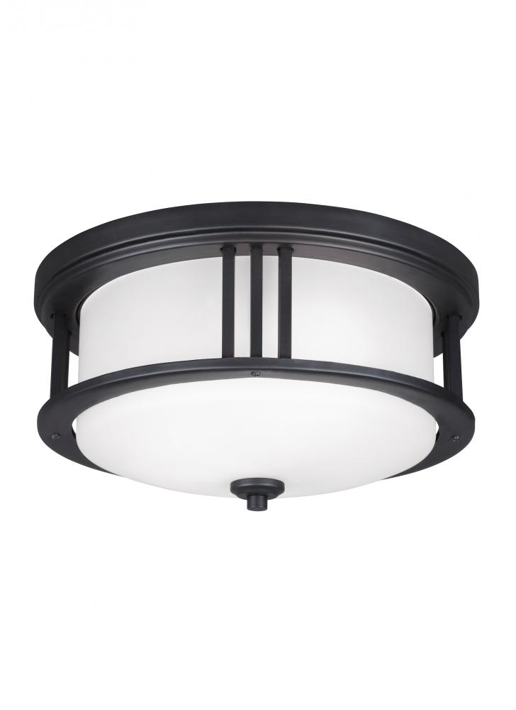 Two Light Outdoor Ceiling Flush Mount 7847902 12 Lbu Lighting