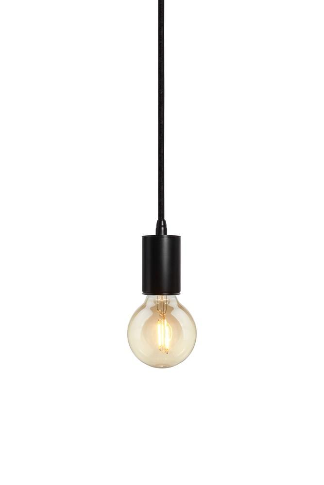 Gents Pendant : 110050bk/bk   LBU Lighting