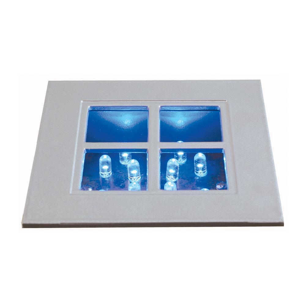 Led recessed wall aisle and step lights hg rl01a 12v g lbu lighting aloadofball Images