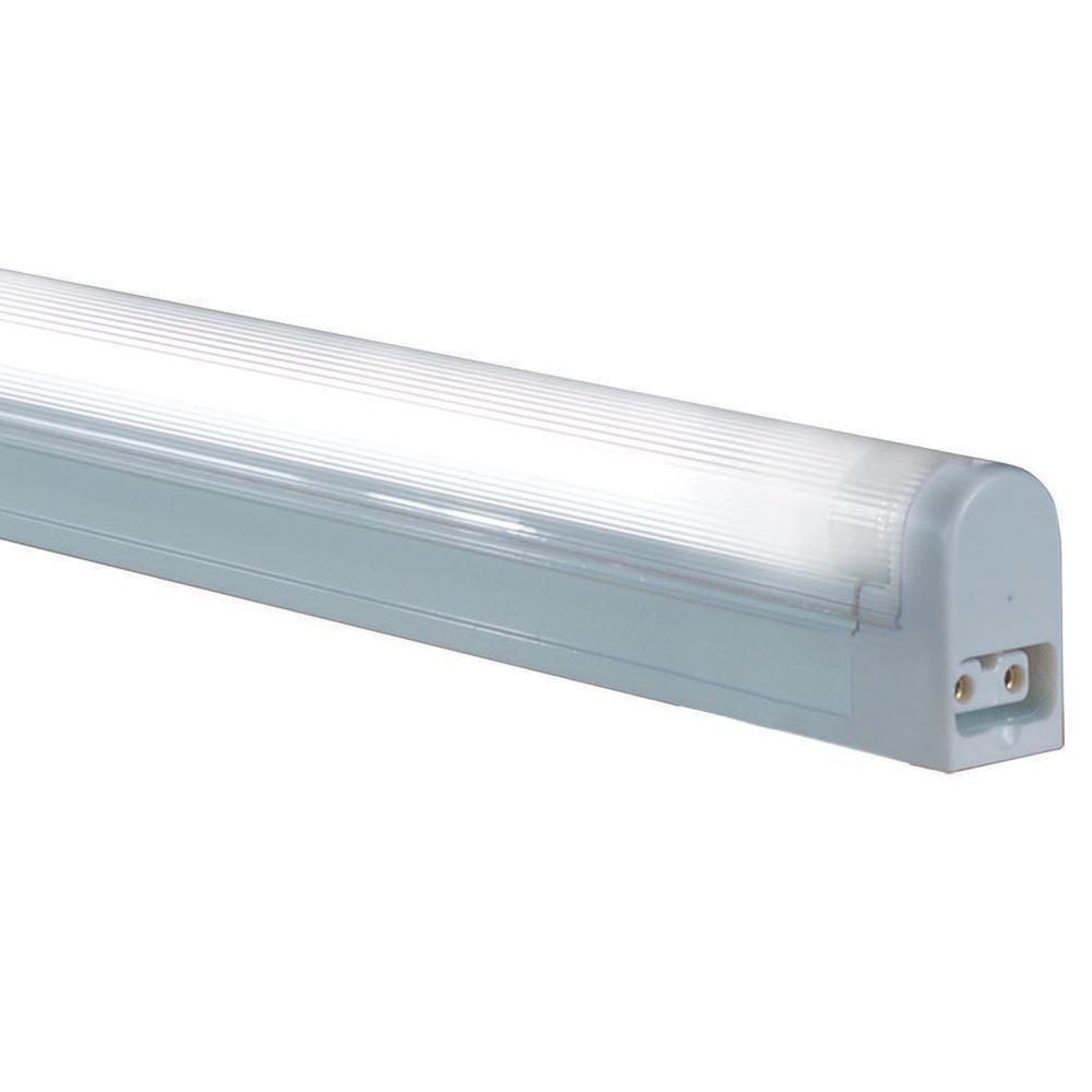 6w T4 Fluorescent Undercabinet Fixture 4100k Sp4 6 41 W