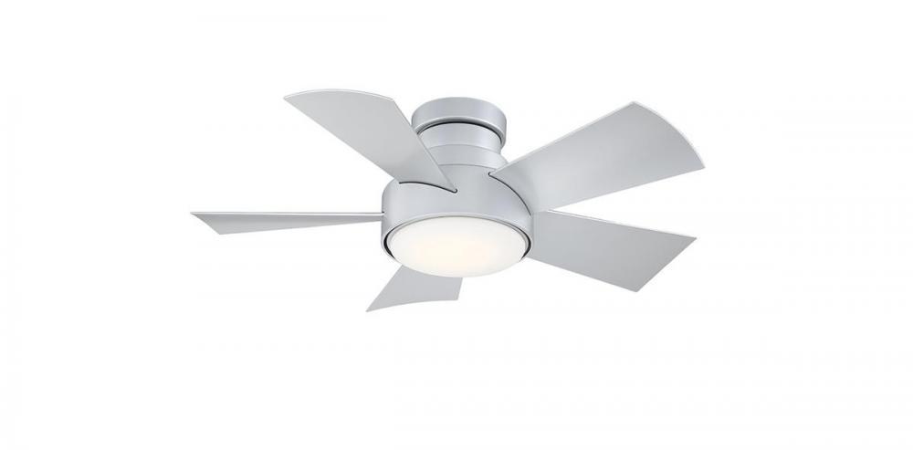 Vox Flush Mount Ceiling Fans Fh W1802 38l Tt Lbu Lighting