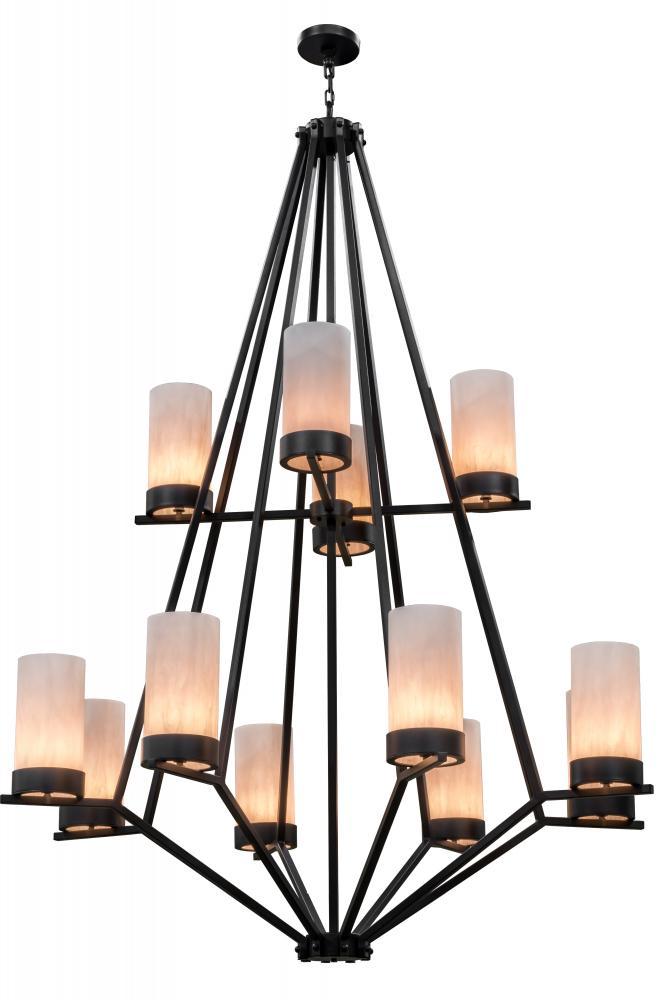 60w galen 12 lt two tier chandelier 161802 lbu lighting 60w galen 12 lt two tier chandelier aloadofball Image collections